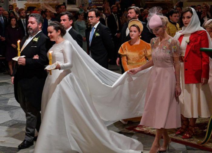 В Исаакиевском соборе венчался Романов, а не Гогенцоллерн