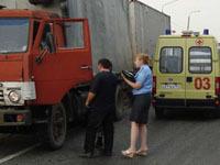Восемь человек погибли в ДТП с грузовиками под Иркутском.