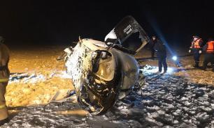 Названа причина крушения вертолета депутата Хайруллина