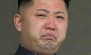 Ким Чен Ын пришел в ярость из-за листовок с изображением его голой жены
