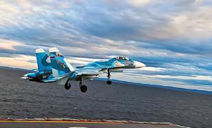 В США провозгласили смерть морской авиации России