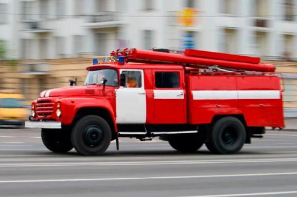 Пожарные ликвидировали возгорание в московском хостеле