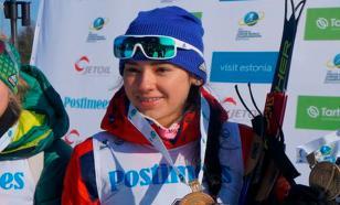 Гореева с тремя промахами стала второй в гонке Кубка IBU в Австрии