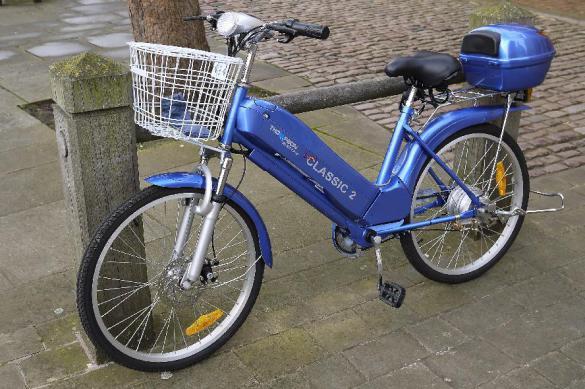 Андрей Крушинский: мэр на велосипеде