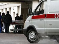 Шесть пострадали при взрыве на западе Москвы.