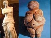 Венера Милосская или Виллендорфская?