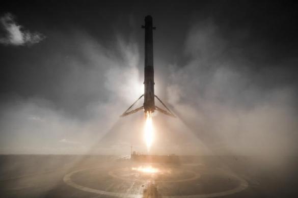 """Украинский чиновник назвал Space X """"пузырем"""""""