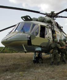 Российские вертолеты в прицеле западных разведок