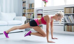 Четыре упражнения для тренировки мышц пресса