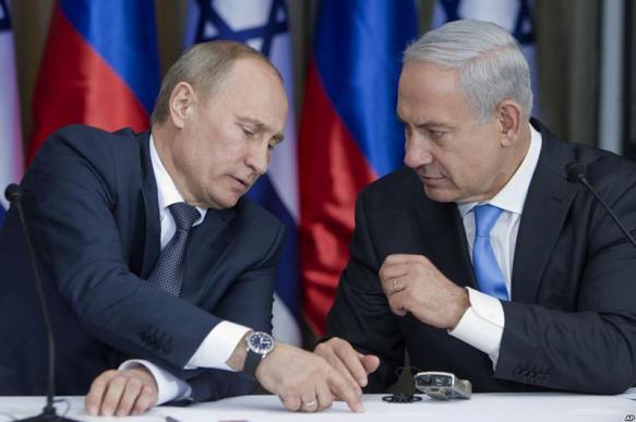 Нетаньяху: дружба с Путиным помогла избежать столкновения в Сирии