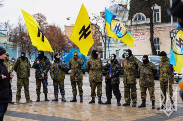"""""""Азов"""" ответил на планы США признать полк террористической организацией"""