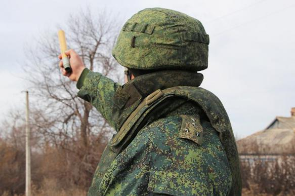 Украина и ДНР начали разведение сил в Петровском