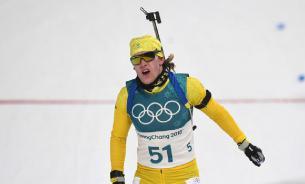 Биатлонист Самуэльссон поддержал российских спортсменов