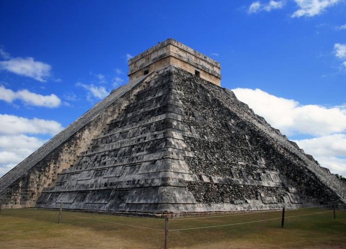 Названа катастрофа, погубившая цивилизацию майя