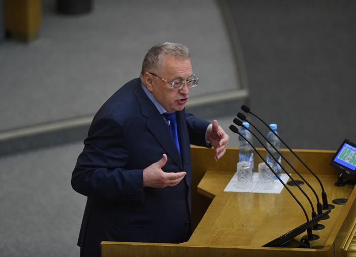 Жириновский рассказал о ставках на Навального, Чингисхане и Сталинграде
