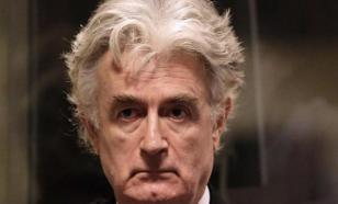 """Осуждённый на пожизненное Караджич будет """"досиживать"""" в Великобритании"""