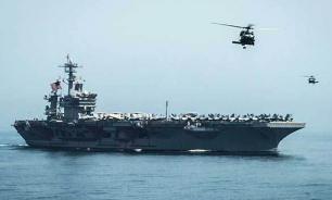 Авианосец США Gerald R. Ford оказался легкой мишенью