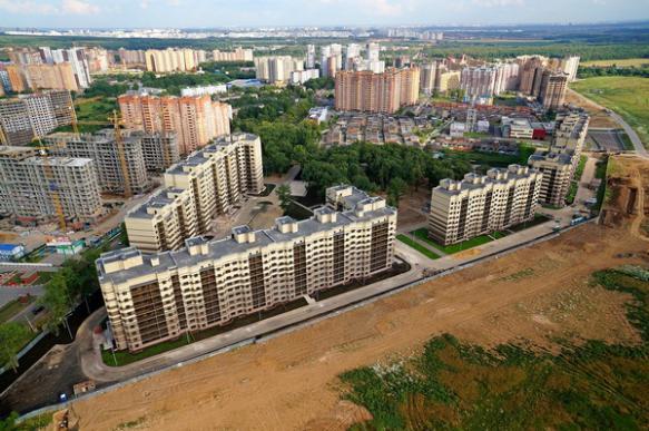 Новая Москва получила 650 тыс. кв.м недвижимости с начала года