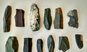 Древние люди изобретали орудия труда многократно