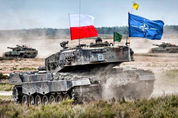 США рассчитывают, что Польша сможет захватить Калининградскую область