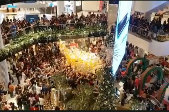 """Рождественская распродажа в Австралии превратилась в """"ходынку"""""""