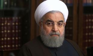 """Президент Ирана назвал Трампа """"нездоровым человеком"""""""