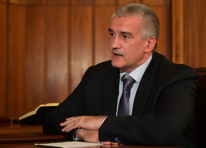 Глава Крыма подтвердил проведение следственных действий в отношении Харитоненко
