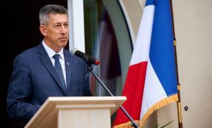 После встречи с руководством запрещённой НПО из Белоруссии выслан посол Франции