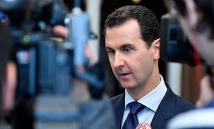 """И снова без доказательств: Асада обвинили в сокрытии """"тонн химоружия"""""""