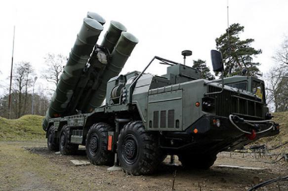 """Военный эксперт: Stratfor хочет показать Турции, какая """"ерунда"""" С-400"""