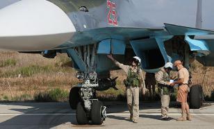 Российская авиация в Сирии теперь не только охраняет границы
