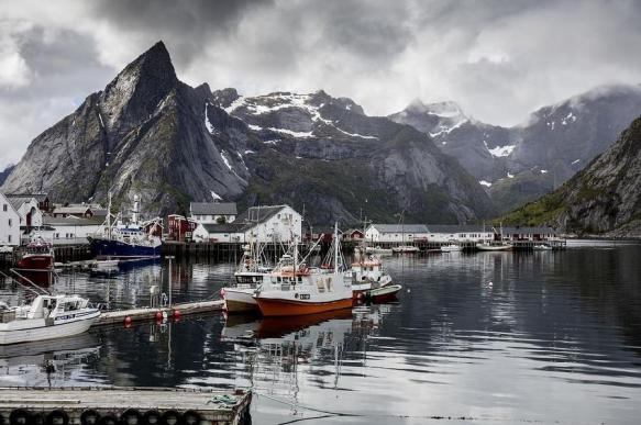 Новый норвежский рудник угрожает экологии Арктики