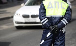 В Брянске разъярённый водитель выбил зубы сотруднику ДПС