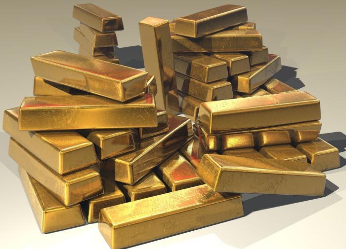 Колумбия распродала 61% своего золотого запаса