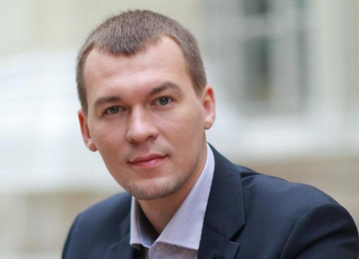 """Врио губернатора Хабаровского края: """"Наша задача – чтобы всё работало на местах"""""""