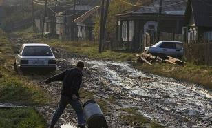 Российские деревни вымрут к 2036 году. Их уже не спасти