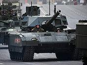 """Рогозин: """"Армата"""" получит новую крупнокалиберную пушку с мощным снарядом"""