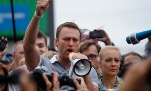 """Америка с ними: Навальный """"топит"""" демкоалицию"""