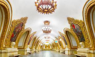 Легендарного Пьера Ришара поразило московское метро