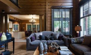 Треть домов в Подмосковье построены из дерева