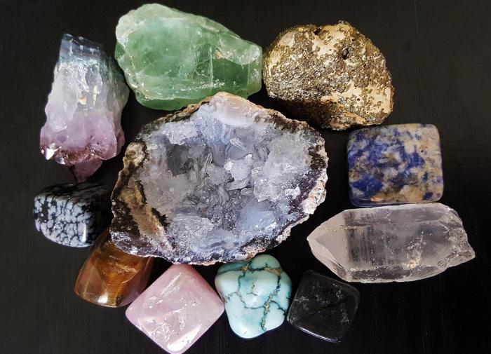Драгоценные камни зарождаются в Земле за несколько минут
