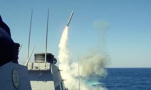 Более 100 крылатых ракет и ракет класса «воздух-земля» было выпущено по Сирии