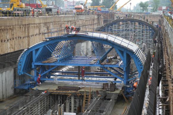 Желтую линию метро достроят после БКЛ