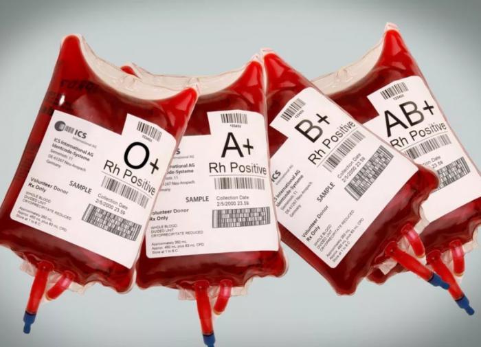 Выбираем вид спорта по группе крови