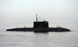 Моряку удалили аппендицит на борту подводной лодки