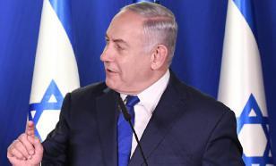 """Нетаньяху угрожает """"сокрушительным ударом"""" в случае атаки на Израиль"""