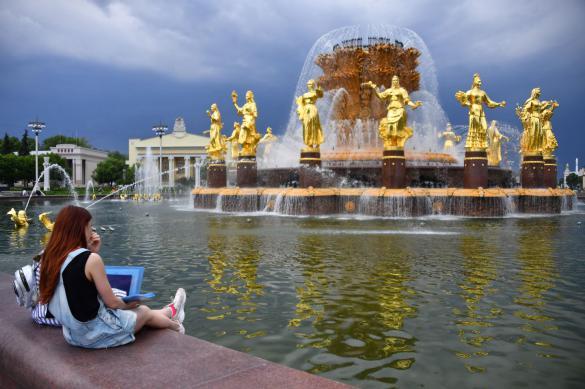 Аномальная жара покинет Москву
