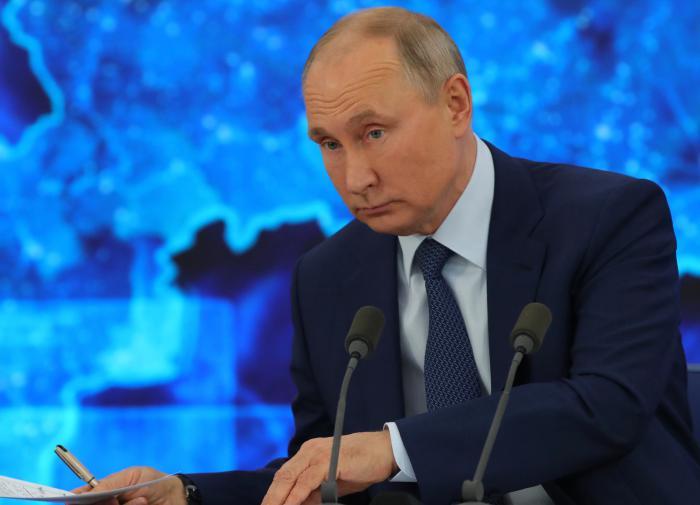 Пресс-конференция Путина напомнила о пастафарианстве