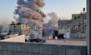Израиль усиливает удары по Газе