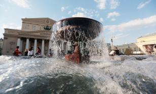 Гормост попросил не устраивать заплывы в фонтанах Москвы